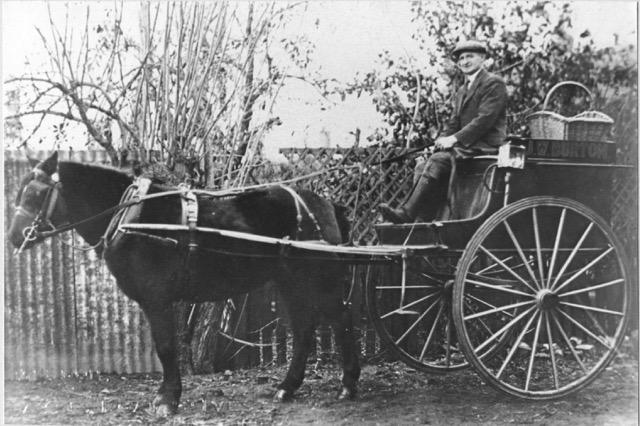 8.Jack Burton Village Baker 1924